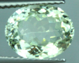 3.40CT 10X8MM EXCELLENT CUT !! TOP QUALITY NATURAL SILLIMANITE - SL25