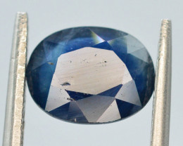2.50 ct Natural Untreated Blue Color Sapphire AD