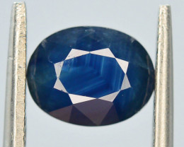 1.80 ct Natural Untreated Blue Color Sapphire AD