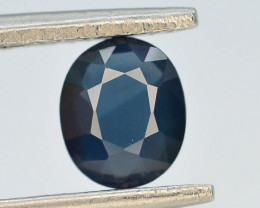 0.85 ct Natural Untreated Blue Color Sapphire AD