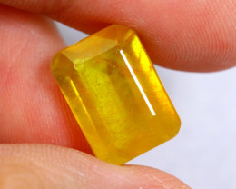 11.66cts Yellow Colour Sapphire / RD110