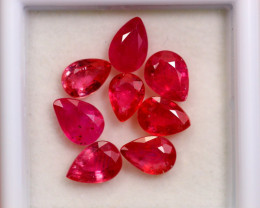 5.60cts Blood Red Colour Ruby Lots / RD116