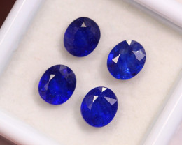 4.38cts Royal Blue Colour Sapphire Lots / RD126