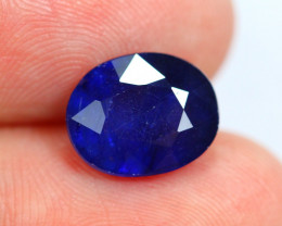 4.23cts Royal Blue Colour Sapphire /  RD128