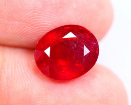 5.51cts Blood Red Colour Ruby / RD133