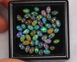 7.14cts Natural Ethiopian Welo Opal Lots / RD172
