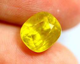 4.18cts Yellow Colour Sapphire / RD175