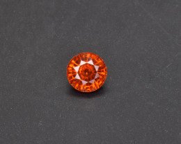 Natural Spessertite Garnet 0.59 Cts