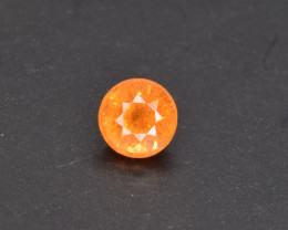 Natural Spessertite Garnet 0.66 Cts