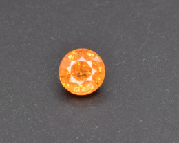 Natural Spessertite Garnet 0.70 Cts
