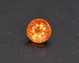 Natural Spessertite Garnet 0.80 Cts