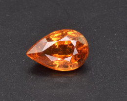 Natural Spessertite Garnet 0.86 Cts