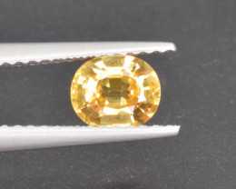 Natural Zircon 0.88 Cts Top Luster Gemstone