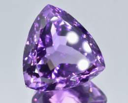 23.64 Crt Natural Amethyst Faceted Gemstone.( AB 09)