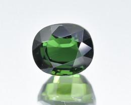 0.90 Crt Natural Chrome Tourmaline Faceted Gemstone.( AB 09)