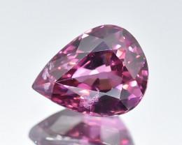 1.54 Crt Natural Rhodolite Garnet Faceted Gemstone.( AB 09)