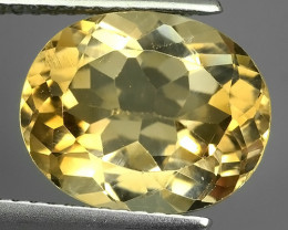 5.50 CTS SUPERIOR! CHAMPION TOPAZ GENUINE OVAL