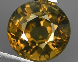3.10 CTS~TOP LUSTROUS NATURAL CAMBODIA OVAL~ZIRCON!!