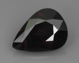 2.90 CTS~TOP LUSTROUS NATURAL CAMBODIA PEAR ZIRCON!!