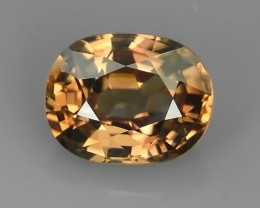 4.05 CTS AWESOME SPARKLE NATURAL  ZIRCON EXCELLENT!!