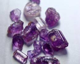 29.05 CT Unheated ~ Natural Purple color Scapolite Rough Lot