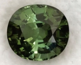 Forest Green AAA Quality 3.44ct Tourmaline - Nigeria  H731