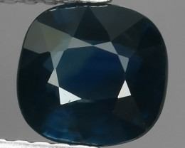 1.25-CTS AWESOME TOP BLUE SAPPHIRE FACET GENUINE