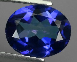 2.65 CTS WONDERFUL TANZANITE COLOR COTED TOPAZ