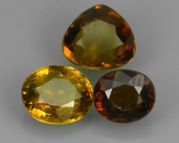 4.49 CTS WOW NATURAL MALI GARNET PARCEL 3 PCS
