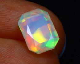 Welo Opal 1.74Ct Ethiopian Faceted Welo Opal DN11