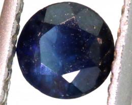 0.30 CTS -  AUSTRALIAN BLUE SAPPHIRE   CG-2816