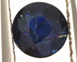 0.50 CTS -  AUSTRALIAN BLUE SAPPHIRE   CG-2826