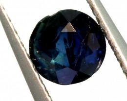 0.60 CTS -  AUSTRALIAN BLUE SAPPHIRE   CG-2829