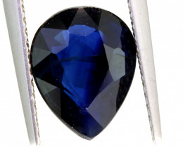 2.70-CTS AUSTRALIAN  BLUE SAPPHIRE  FACETED PG-3208