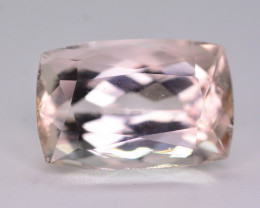 Champagne Color 7.00 Ct Untreated Topaz From Himalayan Ranges. RA