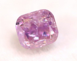 Argyle Pink Diamond 2.33mm Genuine Australian Pink Diamond B0925