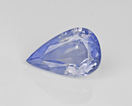 Blue Sapphire, 4.73ct - Mined in Kashmir | Certified by GIA, GRS & IGI