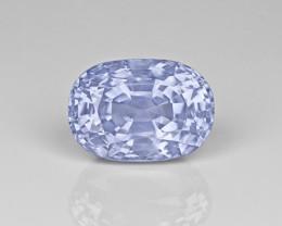 Blue Sapphire, 15.32ct- Mined in Mogok (Burma)
