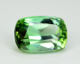 Lagoon Green Color 1.50 Ct Tourmaline From Afghanistan. ARA1