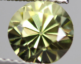 1.61CT 7X7MM EXCELLENT CUT !! TOP QUALITY NATURAL SILLIMANITE - SL34