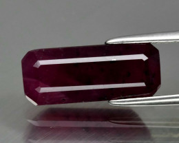 Natural Untreated Ruby - 4.86 ct