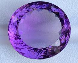 41.09 Carats Amethyst  Gemstones