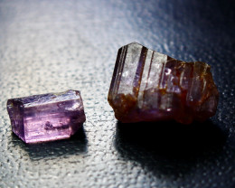 First Class Rare 15.90 ct Purple Scapolite Rough Crystal