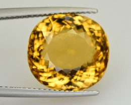 10 Ct Natural Heliodor ~ AAA Grade ~ Yellow Color