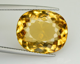 11.60 Ct Natural Heliodor ~ AAA Grade ~ Yellow Color
