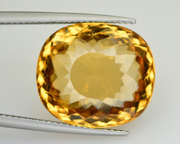 14.30 Ct Natural Heliodor ~ AAA Grade ~ Yellow Color