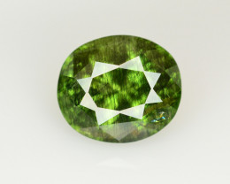 6.25 CT Natural Beautiful Rutile Peridot Gemstone