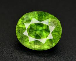 7.40 CT Natural Beautiful Rutile Peridot Gemstone