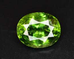 6.10 CT Natural Beautiful Rutile Peridot Gemstone