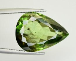 10.55 CT Natural Beautiful Rutile Peridot Gemstone